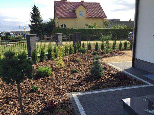 Ogród Kościerzyna