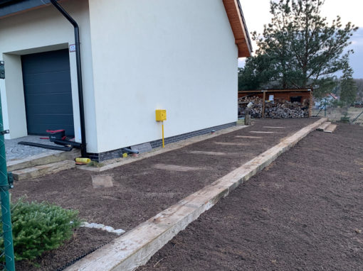 Sulmin – ogród prywatny