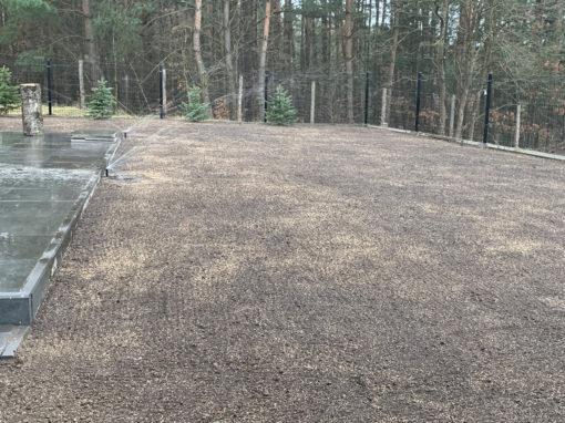 Sulmin 2 – ogród prywatny